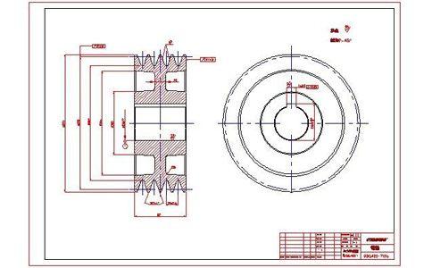 AutoCAD计算机绘图